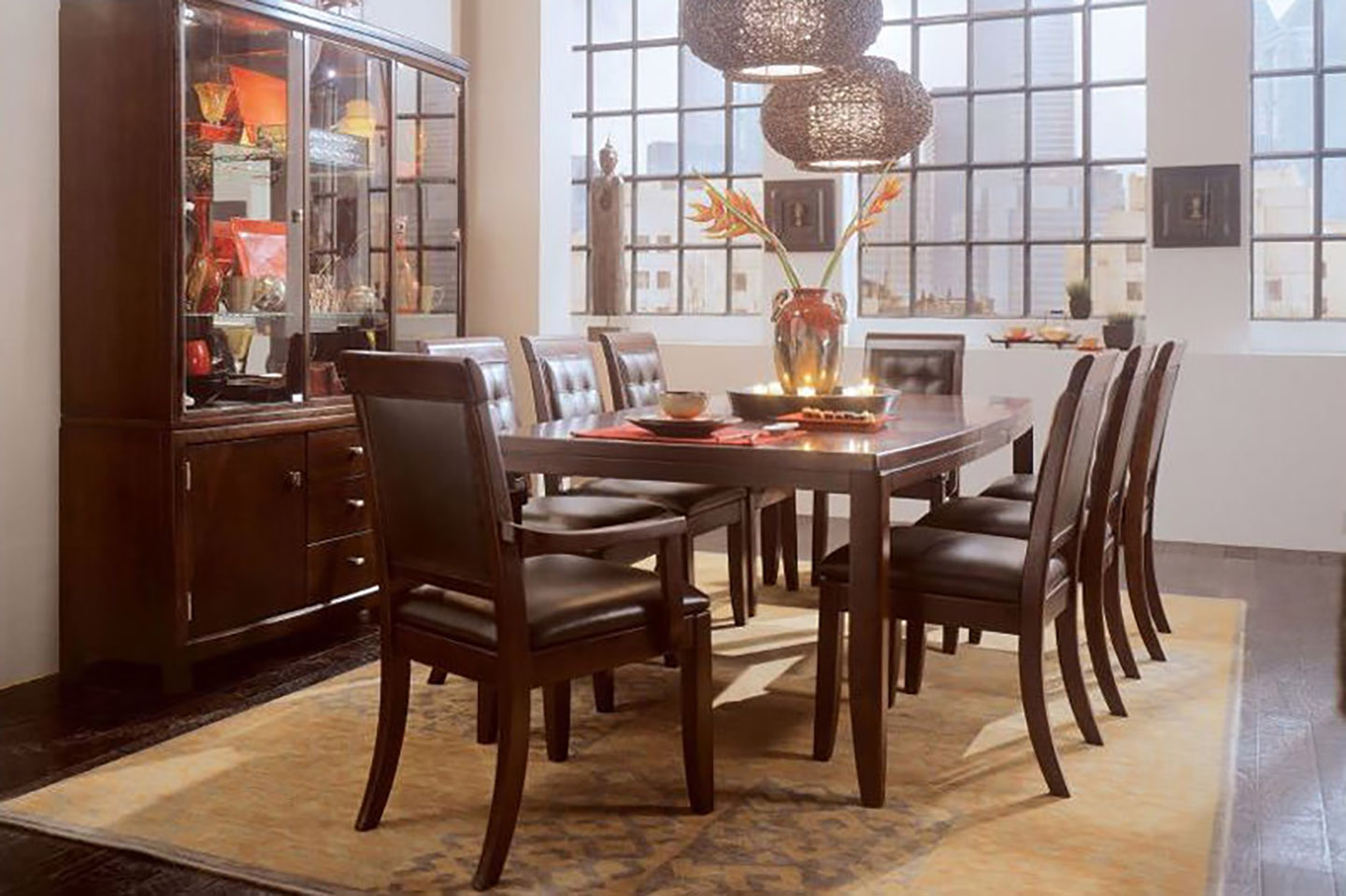 Old Fort Furniture - American Drew Dining Room Furniture