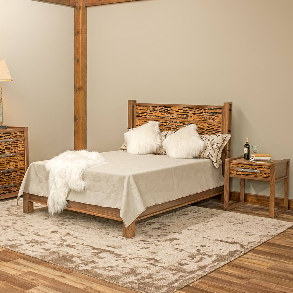 Old Fort Furniture - Green Gables Bedroom Furniture